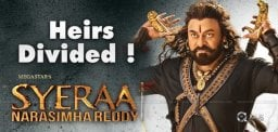 sye-raa-uyyalawada-heirs-divided