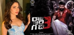 Tamannah's Wise Escape From RGG3