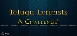 telugu-lyricists-facing-new-challenge