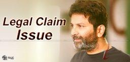 trivikram-srinivas-legal-claims