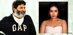 Nivetha Pethu Raj In Trivikram's Next Flick?