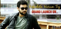 Varun-Tej039-s-debut-movie-to-be-launched-on