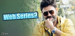 Venky On The Way To Web Series.. Soon?