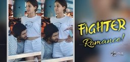 Viral-Hug-Rowdy-Hero-With-Cute-Ananya