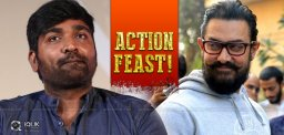 Vijay Sethupathi In Aamir Khan's Film?