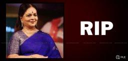 senior-actress-vijaya-nirmala-passes-away