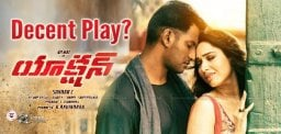 Action, A Clean Hit For Vishal?