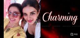 Pic Talk: 'Charmi'ng iSmart Nidhi!