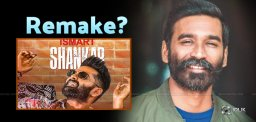 Dhanush To Remake iSmart Shankar In Tamil