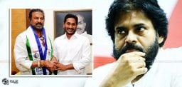 Mohanbabu, Jagan's Weapon Against Pawan?