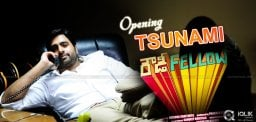 nara-rohit-rowdy-fellow-opening-tsunami-in-theatre