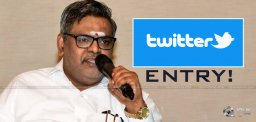 Sirivennela Want To Speak On Twitter