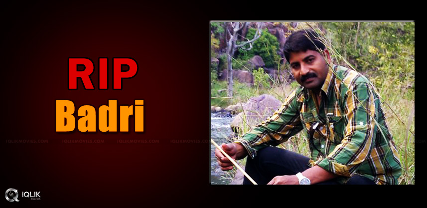 tollywood-mourns-tv-newsreader-badri-death