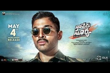 Naa Peru Surya Naa Illu India Movie Telugu Review Allu Arjun Va