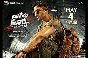 09725845229 Naa Peru Surya Naa Illu India Movie Telugu Review