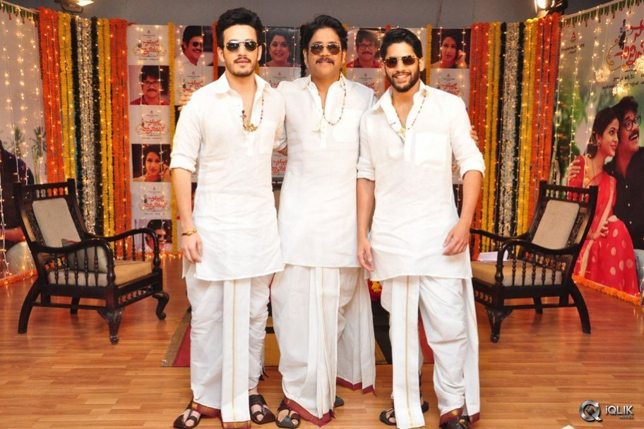 Soggade Chinni Nayana Telugu Movie Review Nagarjuna Ramya Krishna