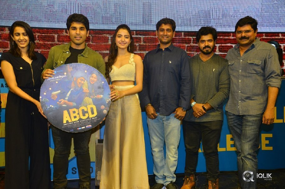 ABCD-Movie-First-Song-Launch-Photos
