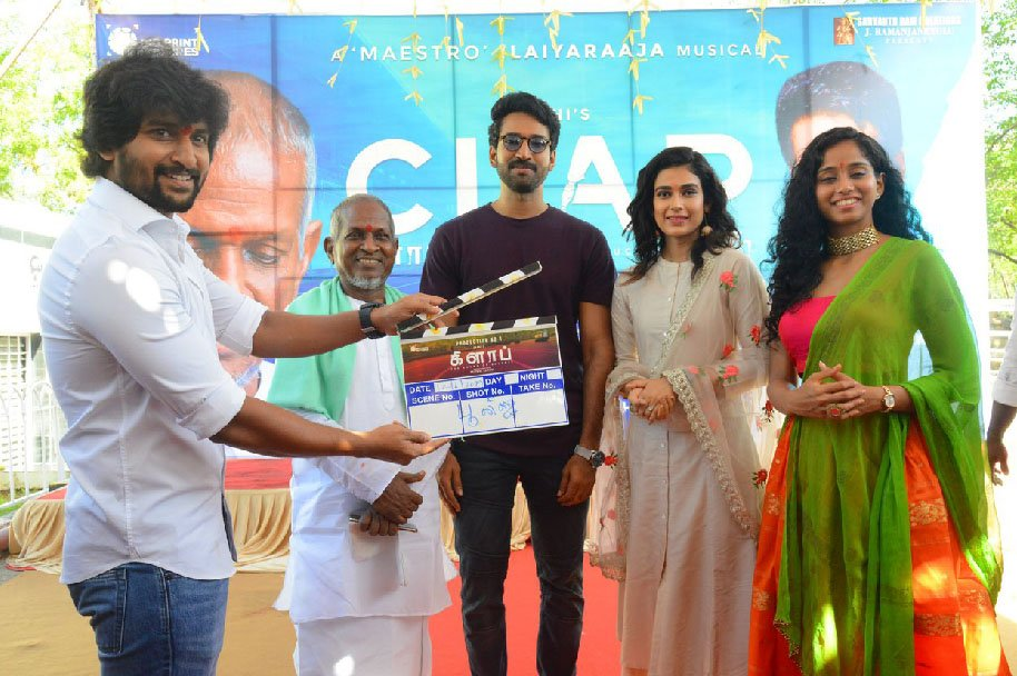Aadhi-Pinisetty-Clap-Movie-Opening