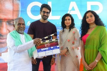 Aadhi Pinisetty Clap Movie Opening