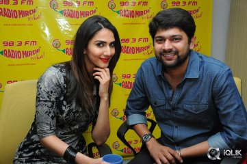 Aaha-Kalyanam-Team-Hungama-at-Radio-Mirchi
