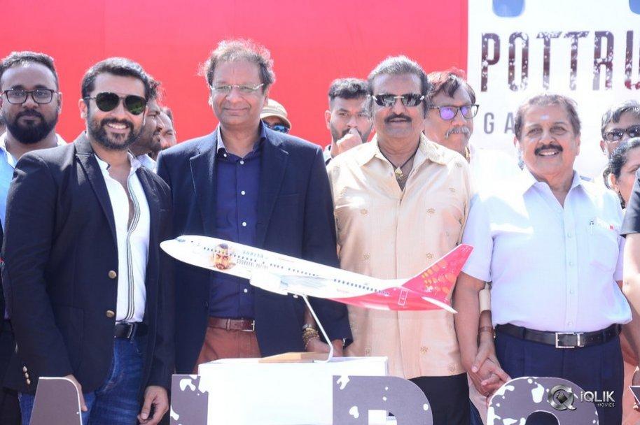 Aakaasam-Nee-Haddhu-Ra-Third-Single-Pilla-Puli-Launch