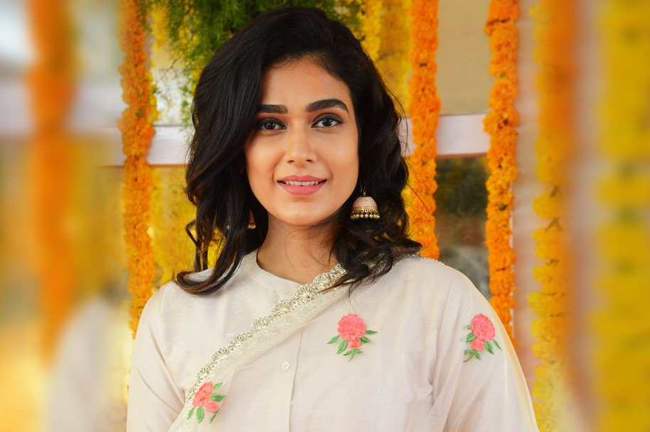 Aakanksha Singh at Clap Movie Launch Event