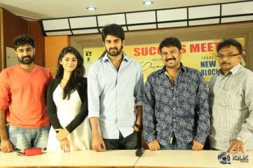 Abbayitho Ammayi Movie Success Meet