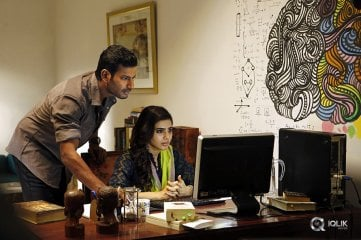 Abhimanyudu Movie New Photos