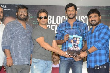 Abhimanyudu Movie Successmeet