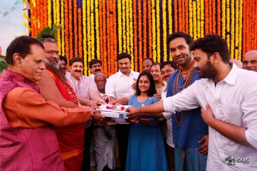 Achari America Yatra Movie Opening