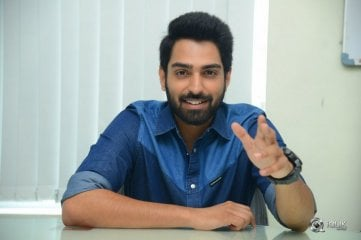 Actor Shiva Kandukuri Interview Stills