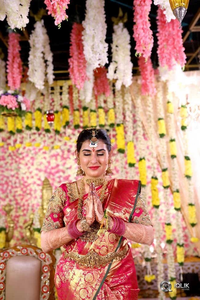 Actress-Archana-Wedding-Photos
