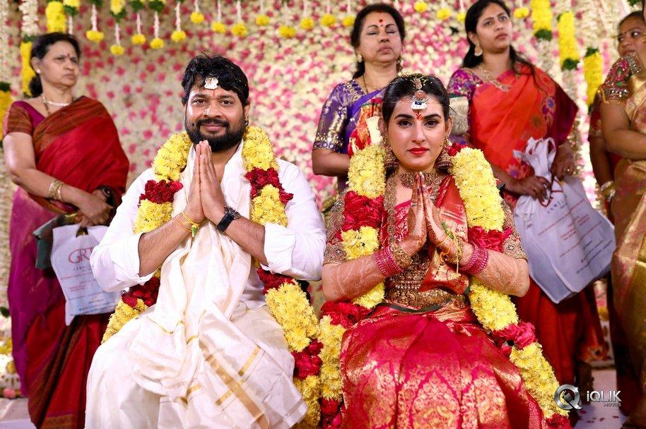 Actress-Archana-Wedding-Photos