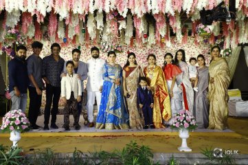 Actress Archana Wedding Photos
