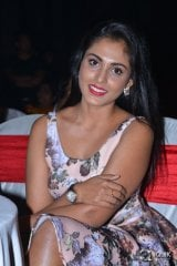 Actress Madhu Shalini at RGV Shiva To Vangaveeti Celebrations
