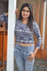 Actress Sai Akshitha Latest Photo Gallery
