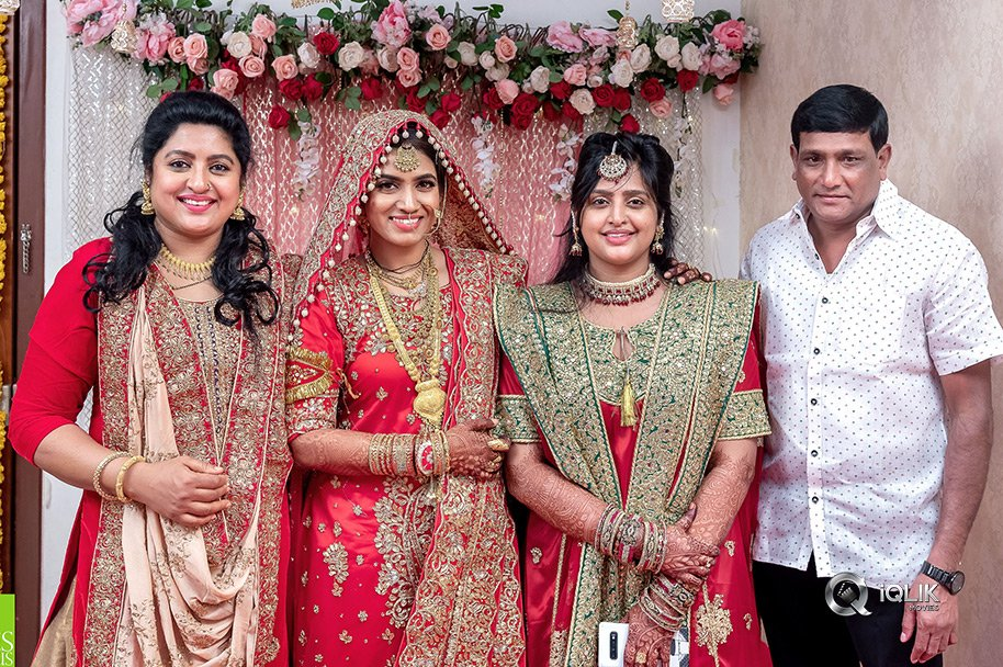 Actress-Sana-Son-Wedding-Photos-Anwar-Weds-Sameera