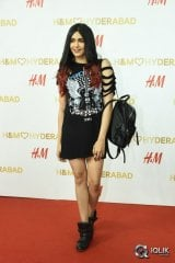 Adah Sharma at H and M Store Launch