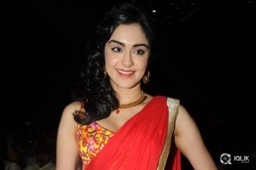 Adah-Sharma-at-Son-Of-Sathyamurthy-Movie-Audio-Launch