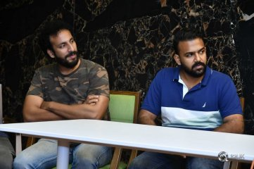 Agent Sai Srinivasa Atreya Press meet with Vijay Devarakonda