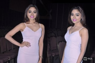Aishwarya Devan at Rogue Movie Audio Launch