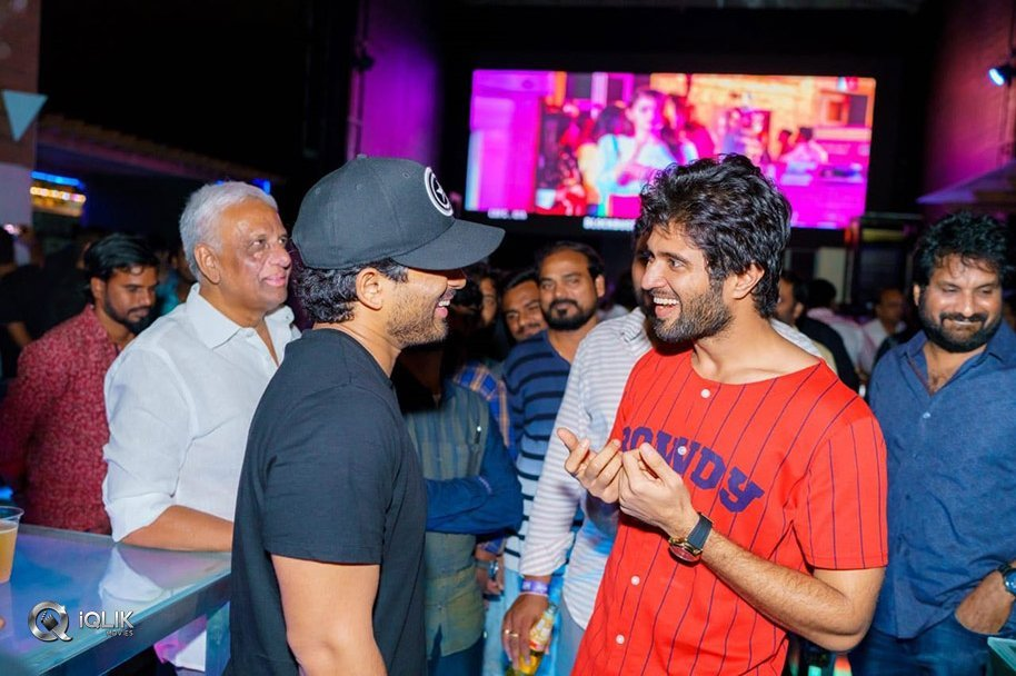 Allu Arjun Encouraging Good Movies