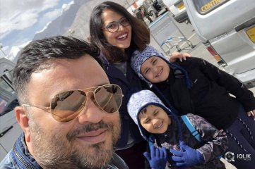Anasuya-Family-Trip-Photos