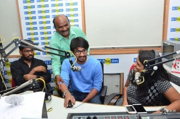 Andhagaadu Movie Song Launch At Big Fm