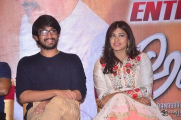 Andhagaadu Movie Success Meet