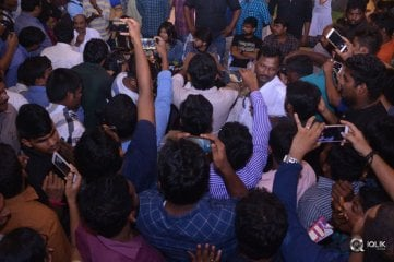 Andhagaadu Movie Success Tour At Vizag