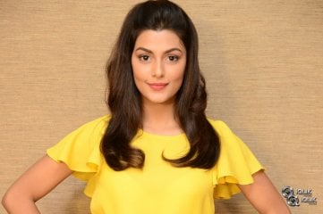 Anisha-Ambrose-At-Interview-About-Fashion-Designer-Movie