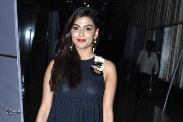 Anisha Ambrose At Vunnadhi Okate Zindagi Movie Audio Launch