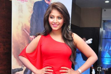 Anjali at Dictator Movie Audio Success Meet