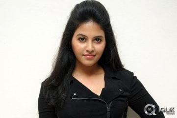 Anjali at Pranam Kosam Movie Audio Launch